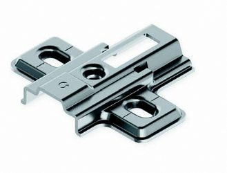 Star Track Hinge Mounting Plate