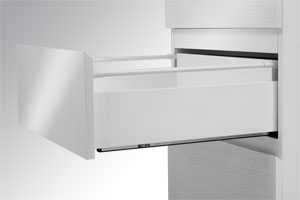 Smart Slide Full Extension Drawer