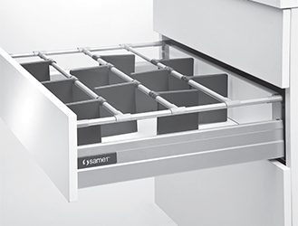 Inside Drawer Dividing Systems