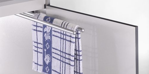 Tea Towel Rack Pull-Out