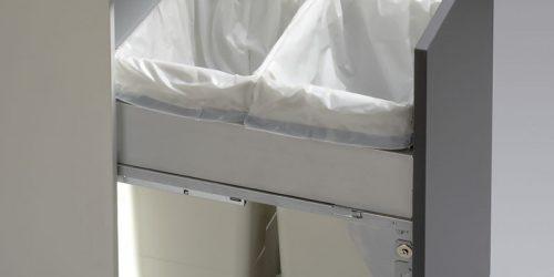 Door Pull-Out Waste Bin